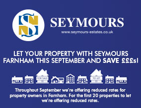 Get brand editions for Seymours, Farnham - Lettings