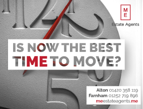 Get brand editions for ME Estate Agents, Farnham - Lettings