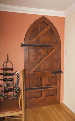 School Room Door