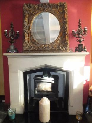 Fireplace/Log Burner