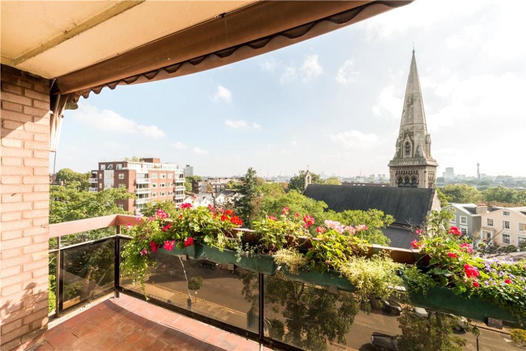 Nw3: Balcony
