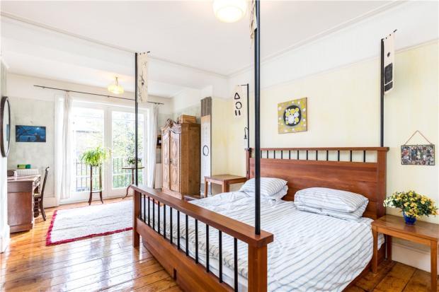 Highgate: Bedroom
