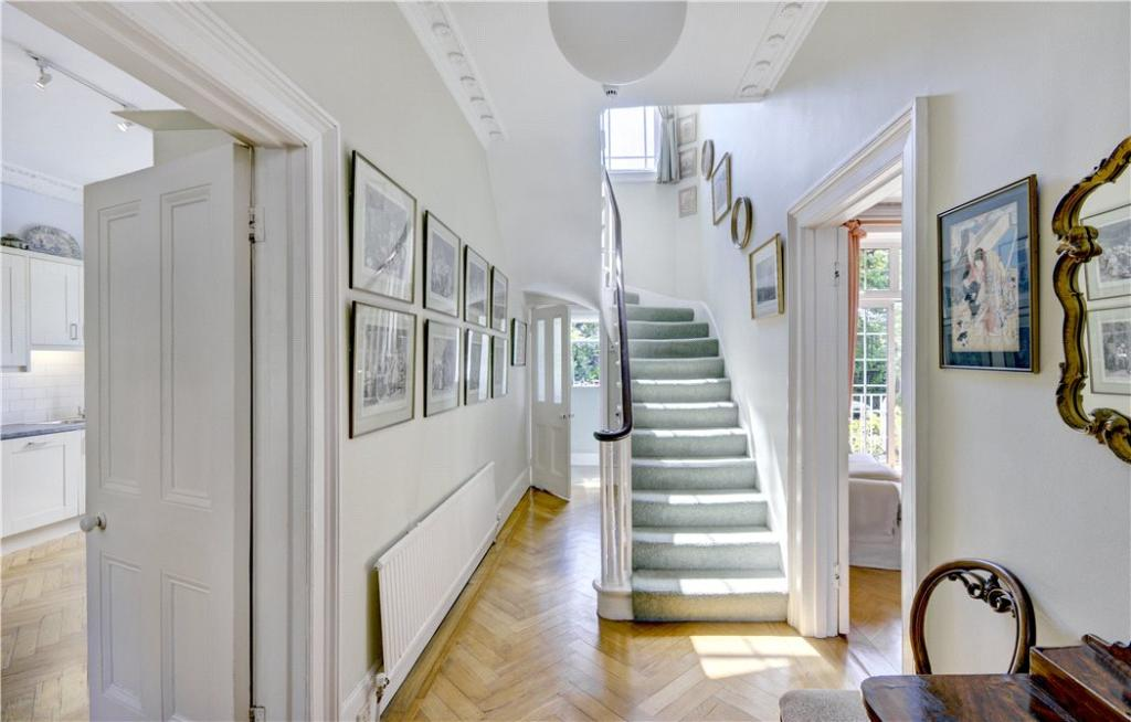 Nw3: Stairway