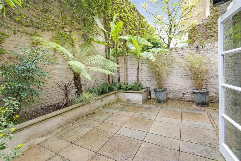 Nw1: Patio Garden
