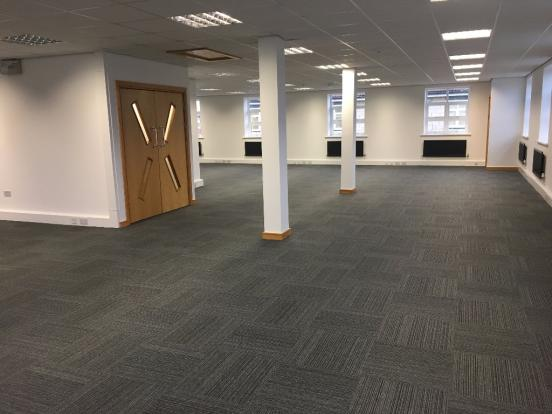 Office to rent in jaguar house falcon court preston farm for Jaguar house music