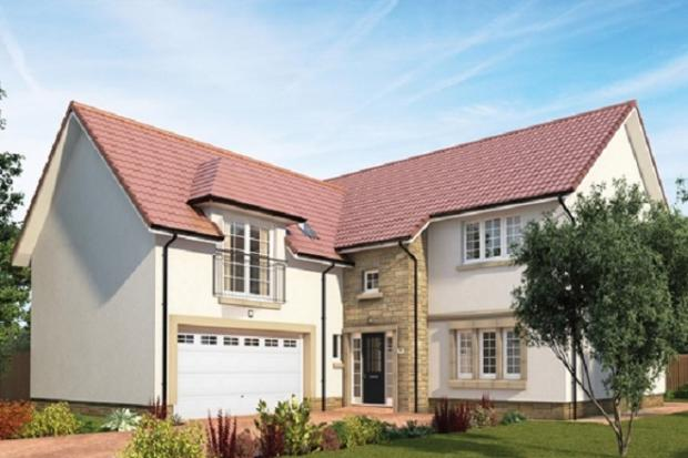 5 Bedroom Detached House For Sale In Mearnswood Place Newton Mearns Glasgow G77 G77 5at G77