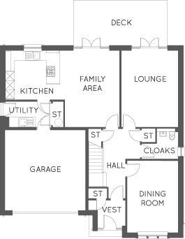 The Lewis, Floor 1