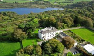 Detached house for sale in Liss Ard Estate...