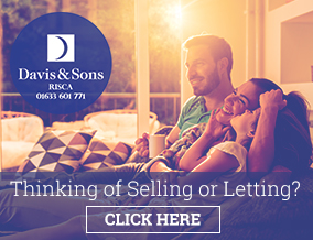 Get brand editions for Davis & Sons, Risca- Lettings