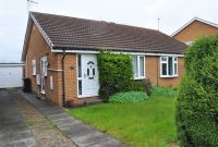 2 bedroom Semi-Detached Bungalow in Fairfield, Thirsk...