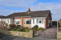 Semi-Detached Bungalow in Saxty Way, Sowerby...