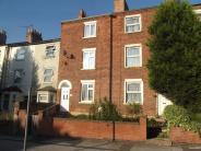 Terraced house in Alfreton Road, Nottingham
