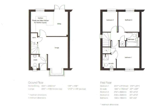 Semi Detached Two Bedroomed House Designs on semi detached house designs in ghana