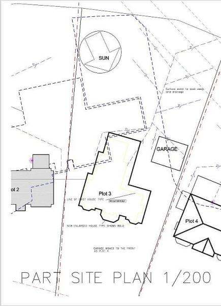 Part site plan