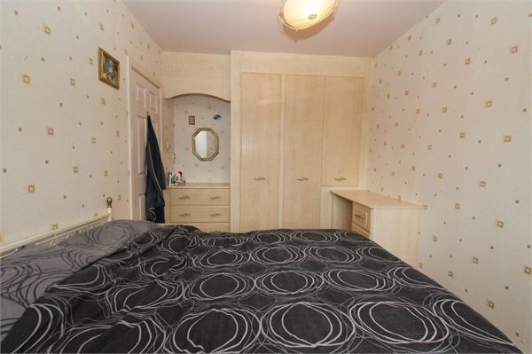 Bedroom 1 angle 1