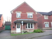 Detached property in Magnolia Drive, Daventry...