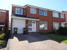 semi detached home for sale in Morris Drive, Whitnash...