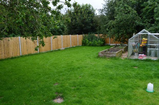Barn Garden
