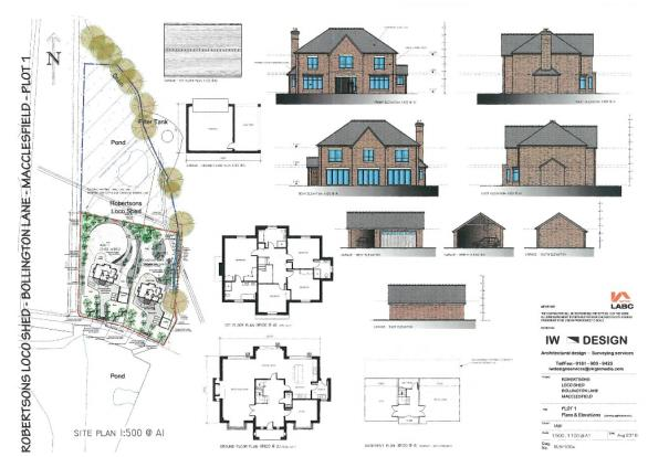 Lot 1 Proposed