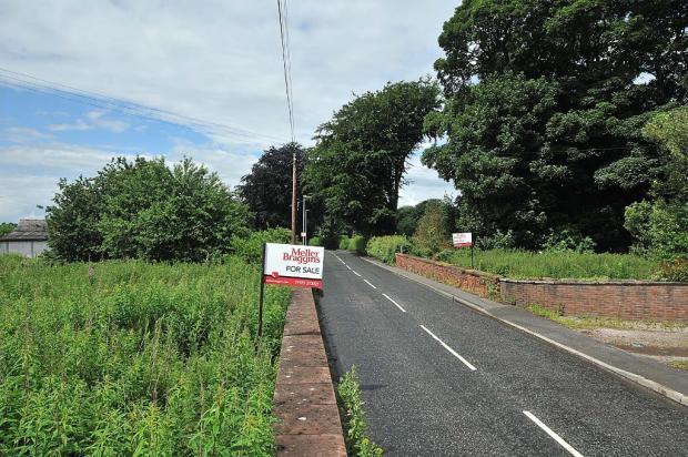 Sites at Delph Lane