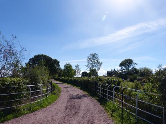 Private Access Road