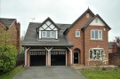 Detached home for sale in Houghton Close...