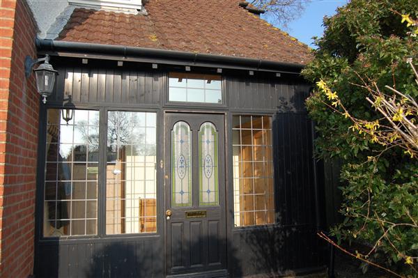 Storm Porch