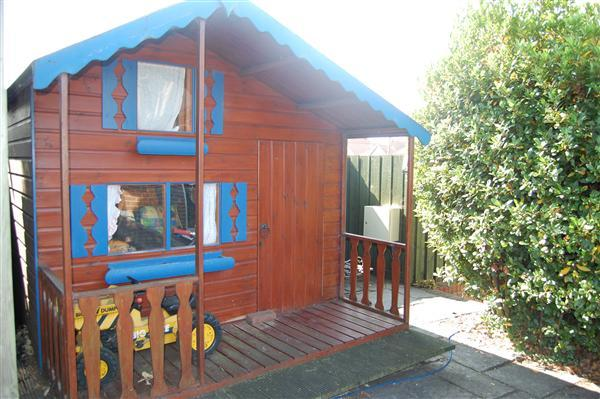 Timber Play House