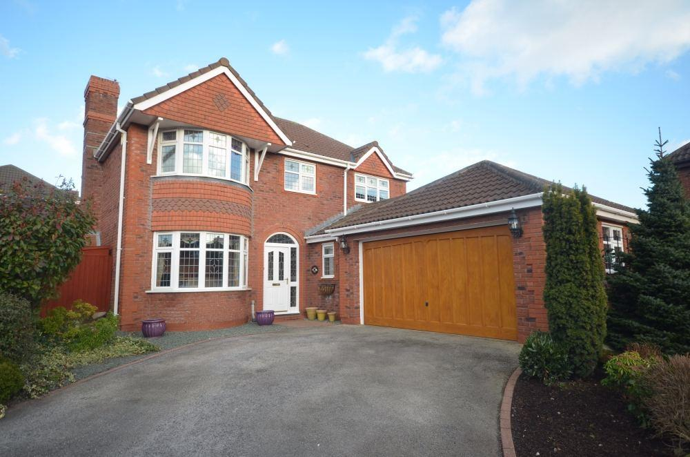 4 bedroom detached house for sale in chislet court upton rocks widnes cheshire wa8 Home architecture widnes