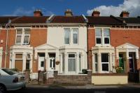 Terraced home in Prince Albert Road...