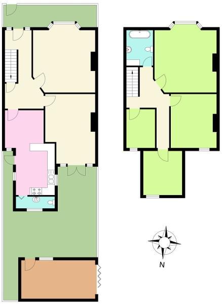 Floor Plan. 05-09-16