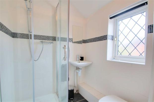 REFITTED ENSUITE