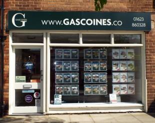 Gascoines, New Ollertonbranch details