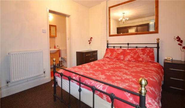 Annexe/ Bedroom 1