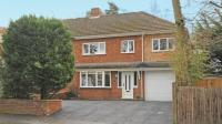 semi detached property for sale in Ferndale Road...