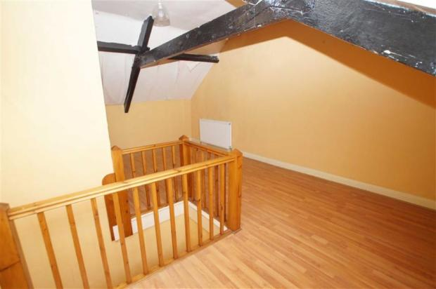 Attic/Bedroom 3 stai