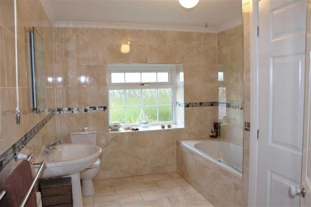 Re-fitted House Bath