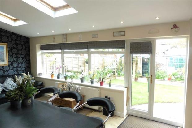 Sun Lounge Extension
