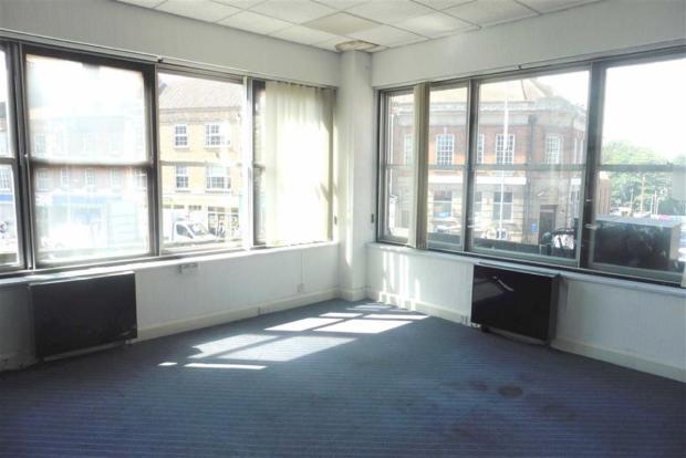 Glazed Panel Office