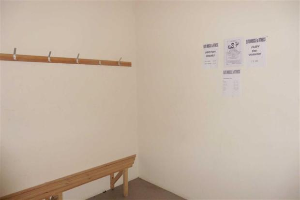 Store/Changing Room