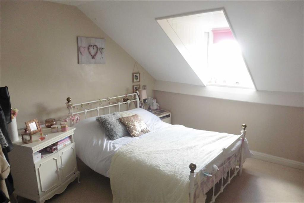 Overall Attic Bedroo