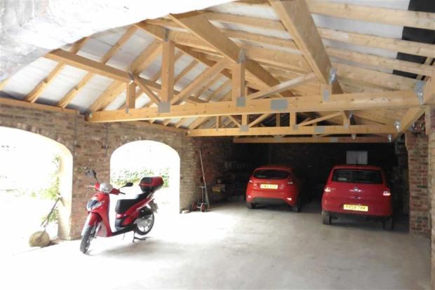 Full Open Barn