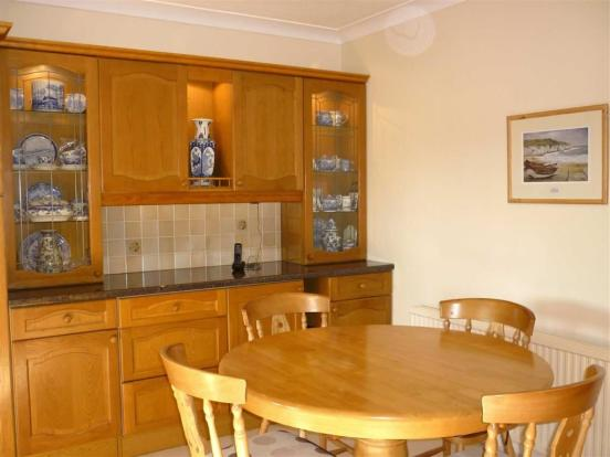 Fitted Dining Room