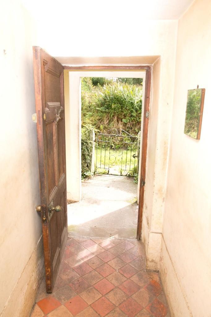 Hallway looking o...