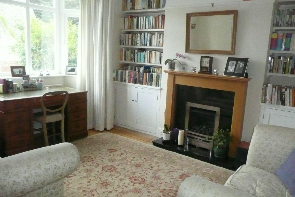 3 bedroom semi detached house for sale in st leonards ex2 for Living room ideas 1930s semi