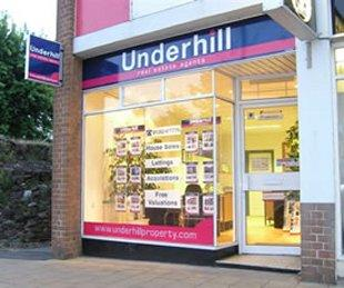 Underhill Real Estate Agents, Exeterbranch details