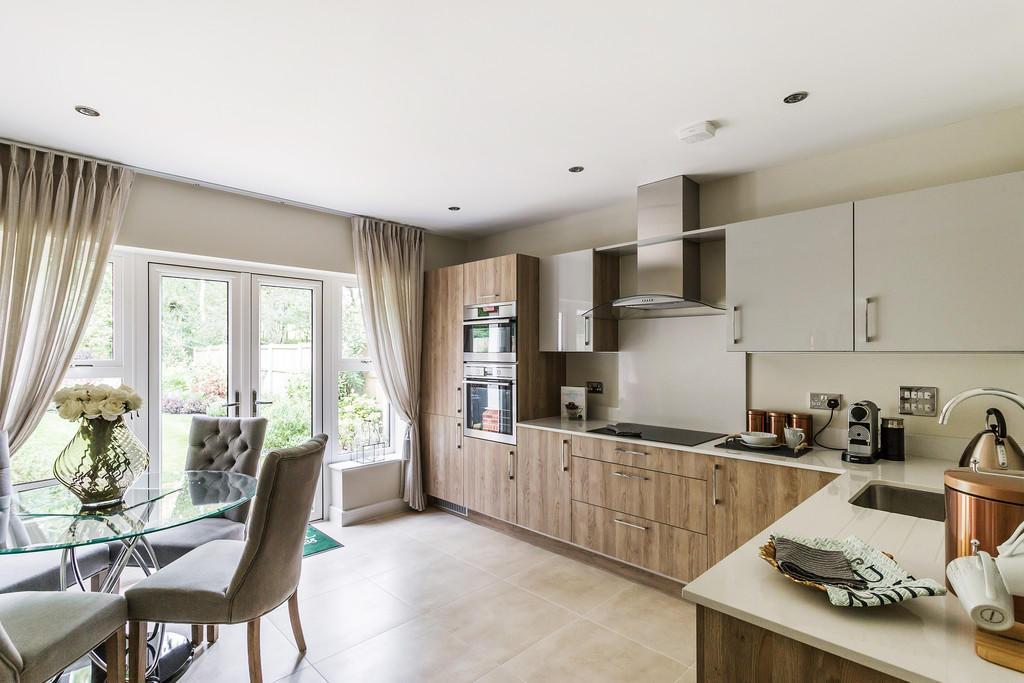 Kebbell Homes,Kitchen