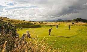 Harlech Golf Course