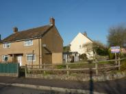 2 bed semi detached property in Shepton Mallet