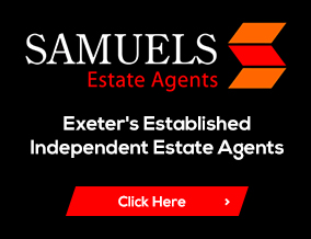 Get brand editions for Samuels Estate Agents, Exeter